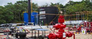 Comunicado de prensa por la fuga de 8 barriles de fuel oil en la Plataforma 1 del bloque Platanillo