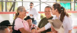 La nueva Amerisur promotes opportunities for respectful dialogue with all people in the area