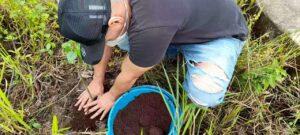 La nueva Amerisur participa en proyecto de reforestación en Putumayo